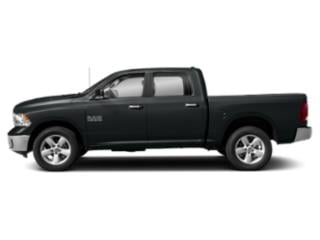 Maximum Steel Metallic Clearcoat 2018 Ram Truck 1500 Pictures 1500 Crew Cab Bighorn/Lone Star 4WD photos side view