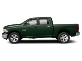 Timberline Green Pearlcoat 2018 Ram Truck 1500 Pictures 1500 Crew Cab Bighorn/Lone Star 4WD photos side view