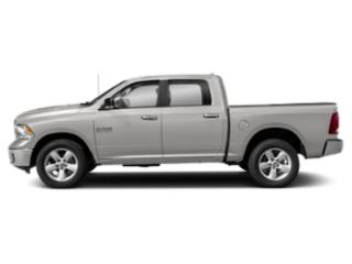 Bright Silver Metallic Clearcoat 2018 Ram Truck 1500 Pictures 1500 Crew Cab Bighorn/Lone Star 4WD photos side view