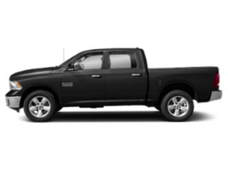 Black Clearcoat 2018 Ram Truck 1500 Pictures 1500 Crew Cab Bighorn/Lone Star 4WD photos side view