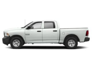 Bright White Clearcoat 2018 Ram Truck 1500 Pictures 1500 Tradesman 4x2 Crew Cab 5'7 Box photos side view