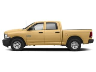 Light Cream 2018 Ram Truck 1500 Pictures 1500 Tradesman 4x2 Crew Cab 5'7 Box photos side view