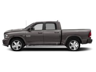 Granite Crystal Metallic Clearcoat 2018 Ram Truck 1500 Pictures 1500 Night 4x2 Crew Cab 6'4 Box *Ltd Avail* photos side view