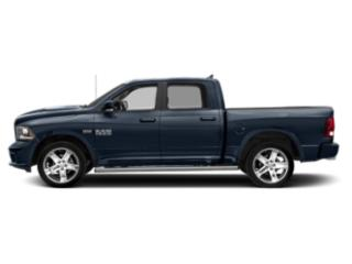 True Blue Pearlcoat 2018 Ram Truck 1500 Pictures 1500 Night 4x2 Crew Cab 6'4 Box *Ltd Avail* photos side view