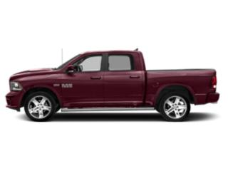 Delmonico Red Pearlcoat 2018 Ram Truck 1500 Pictures 1500 Night 4x2 Crew Cab 6'4 Box *Ltd Avail* photos side view