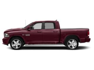 Delmonico Red Pearlcoat 2018 Ram Truck 1500 Pictures 1500 Crew Cab Sport 2WD photos side view