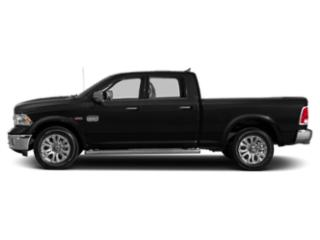 Brilliant Black Crystal Pearlcoat 2018 Ram Truck 1500 Pictures 1500 Crew Cab Limited 2WD photos side view