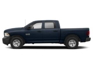 True Blue Pearlcoat 2018 Ram Truck 1500 Pictures 1500 Express 4x4 Crew Cab 5'7 Box photos side view