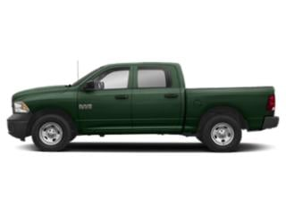 Timberline Green Pearlcoat 2018 Ram Truck 1500 Pictures 1500 Tradesman 4x2 Crew Cab 5'7 Box photos side view