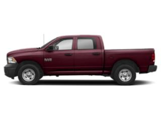 Delmonico Red Pearlcoat 2018 Ram Truck 1500 Pictures 1500 Tradesman 4x2 Crew Cab 5'7 Box photos side view