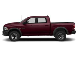 Delmonico Red Pearlcoat 2018 Ram Truck 1500 Pictures 1500 Crew Cab Rebel 2WD photos side view