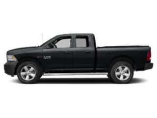 Maximum Steel Metallic Clearcoat 2018 Ram Truck 1500 Pictures 1500 Quad Cab HFE 2WD V6 T-Diesel photos side view