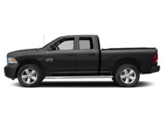 Granite Crystal Metallic Clearcoat 2018 Ram Truck 1500 Pictures 1500 Quad Cab HFE 2WD V6 T-Diesel photos side view
