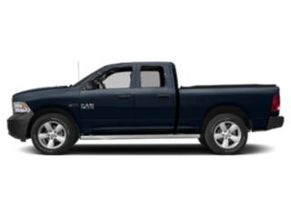 True Blue Pearlcoat 2018 Ram Truck 1500 Pictures 1500 HFE 4x2 Quad Cab 6'4 Box photos side view