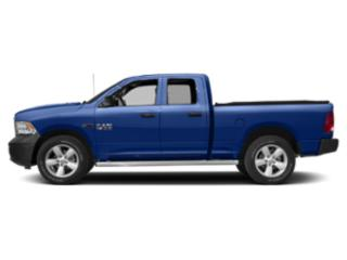 Blue Streak Pearlcoat 2018 Ram Truck 1500 Pictures 1500 HFE 4x2 Quad Cab 6'4 Box photos side view