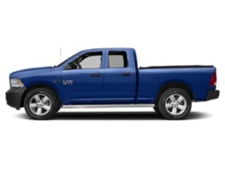 Blue Streak Pearlcoat 2018 Ram Truck 1500 Pictures 1500 Quad Cab HFE 2WD V6 T-Diesel photos side view