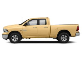 Light Cream 2018 Ram Truck 1500 Pictures 1500 Quad Cab Bighorn/Lone Star 4WD photos side view