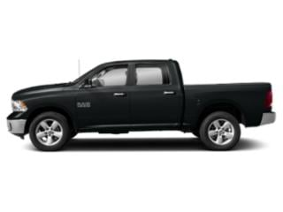 Maximum Steel Metallic Clearcoat 2018 Ram Truck 1500 Pictures 1500 Harvest 4x2 Crew Cab 5'7 Box *Ltd Avail* photos side view
