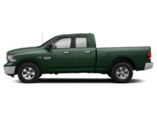 Timberline Green Pearlcoat 2018 Ram Truck 1500 Pictures 1500 Quad Cab SLT 2WD photos side view