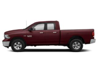 Delmonico Red Pearlcoat 2018 Ram Truck 1500 Pictures 1500 Quad Cab SLT 2WD photos side view