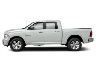 Bright White Clearcoat 2018 Ram Truck 1500 Pictures 1500 Harvest 4x2 Crew Cab 5'7 Box *Ltd Avail* photos side view