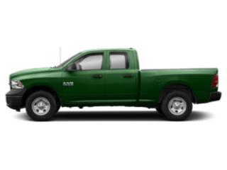 Tree Green 2018 Ram Truck 1500 Pictures 1500 Quad Cab Express 4WD photos side view