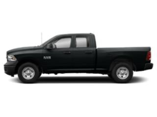 Maximum Steel Metallic Clearcoat 2018 Ram Truck 1500 Pictures 1500 Quad Cab Express 4WD photos side view