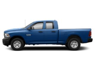 Blue Streak Pearlcoat 2018 Ram Truck 1500 Pictures 1500 Quad Cab Express 4WD photos side view