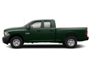Timberline Green Pearlcoat 2018 Ram Truck 1500 Pictures 1500 Quad Cab Express 4WD photos side view