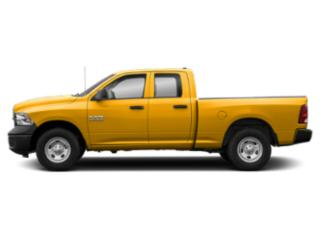 Detonator Yellow Clearcoat 2018 Ram Truck 1500 Pictures 1500 Quad Cab Express 4WD photos side view