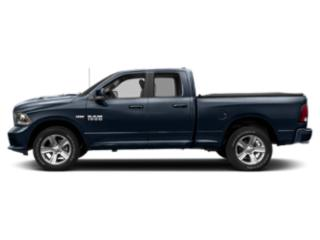 True Blue Pearlcoat 2018 Ram Truck 1500 Pictures 1500 Quad Cab Sport 4WD photos side view