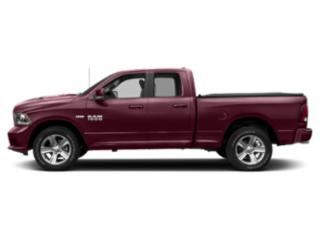 Delmonico Red Pearlcoat 2018 Ram Truck 1500 Pictures 1500 Quad Cab Sport 4WD photos side view