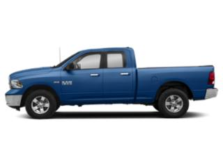 Blue Streak Pearlcoat 2018 Ram Truck 1500 Pictures 1500 Big Horn 4x4 Quad Cab 6'4 Box photos side view
