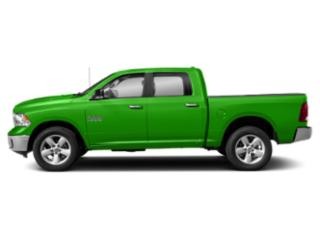 Hills Green 2018 Ram Truck 1500 Pictures 1500 Big Horn 4x4 Quad Cab 6'4 Box photos side view