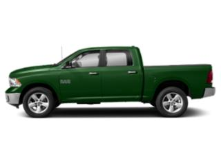 Tree Green 2018 Ram Truck 1500 Pictures 1500 Crew Cab SSV 4WD photos side view