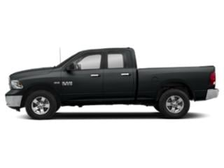 Maximum Steel Metallic Clearcoat 2018 Ram Truck 1500 Pictures 1500 Big Horn 4x4 Quad Cab 6'4 Box photos side view
