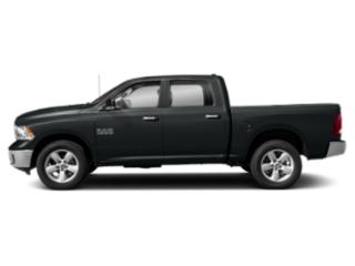 Maximum Steel Metallic Clearcoat 2018 Ram Truck 1500 Pictures 1500 Crew Cab SSV 4WD photos side view