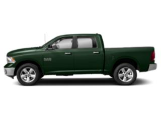 Timberline Green Pearlcoat 2018 Ram Truck 1500 Pictures 1500 Big Horn 4x4 Quad Cab 6'4 Box photos side view