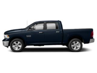 True Blue Pearlcoat 2018 Ram Truck 1500 Pictures 1500 Crew Cab SSV 4WD photos side view