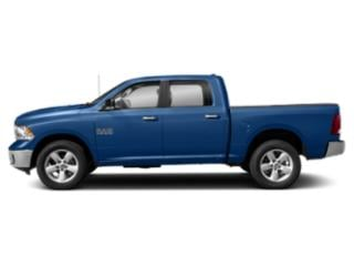 Blue Streak Pearlcoat 2018 Ram Truck 1500 Pictures 1500 Crew Cab SSV 4WD photos side view