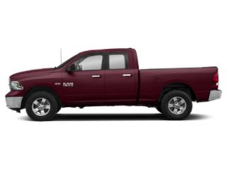 Delmonico Red Pearlcoat 2018 Ram Truck 1500 Pictures 1500 Big Horn 4x4 Quad Cab 6'4 Box photos side view
