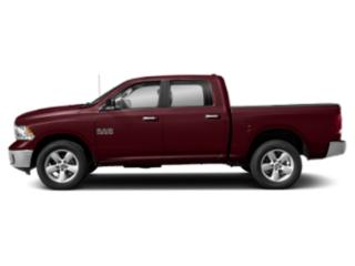 Delmonico Red Pearlcoat 2018 Ram Truck 1500 Pictures 1500 Crew Cab SSV 4WD photos side view