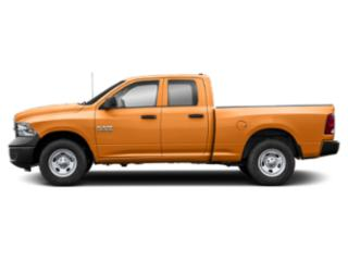 Omaha Orange 2018 Ram Truck 1500 Pictures 1500 Express 4x4 Quad Cab 6'4 Box photos side view
