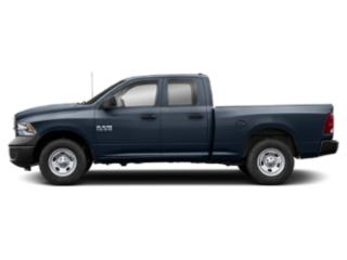 True Blue Pearlcoat 2018 Ram Truck 1500 Pictures 1500 Express 4x4 Quad Cab 6'4 Box photos side view