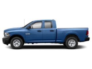Blue Streak Pearlcoat 2018 Ram Truck 1500 Pictures 1500 Express 4x4 Quad Cab 6'4 Box photos side view