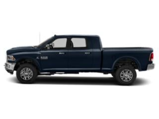 True Blue Pearlcoat 2018 Ram Truck 2500 Pictures 2500 Laramie 4x4 Mega Cab 6'4 Box photos side view