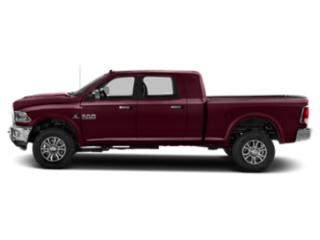 Delmonico Red Pearlcoat 2018 Ram Truck 2500 Pictures 2500 Laramie 4x4 Mega Cab 6'4 Box photos side view