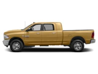 Light Cream 2018 Ram Truck 2500 Pictures 2500 Mega Cab Bighorn/Lone Star 2WD photos side view