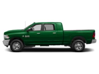 Bright Green 2018 Ram Truck 2500 Pictures 2500 Mega Cab Bighorn/Lone Star 2WD photos side view