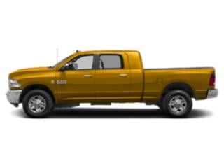 Construction Yellow 2018 Ram Truck 2500 Pictures 2500 Mega Cab Bighorn/Lone Star 2WD photos side view
